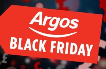 Exclusive: Argos Black Friday Sales and Deals