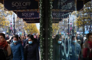 UK Inflation Slows Down Due to Black Friday Sales